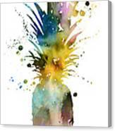 Pineapple 2 Canvas Print