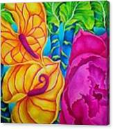 Pingk2 Canvas Print
