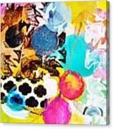 Pink Dot Canvas Print