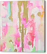 Pink N Glam Canvas Print