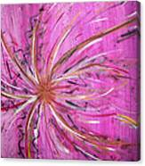 Pink Whisp Canvas Print