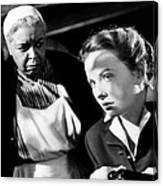 Pinky, From, Left, Ethel Waters, Jeanne Canvas Print