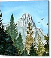Pinnacle Canvas Print