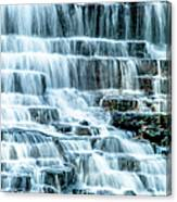 Pinnacle Lake Dam Canvas Print