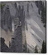 Pinnacles Valley Canvas Print