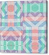 Pinwheel Dreams 0-5 Canvas Print