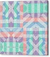 Pinwheel Dreams 0-7 Canvas Print