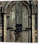 Pirates Door Canvas Print