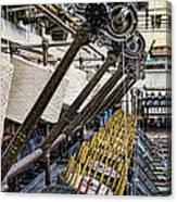 Pirn Winding Machine Canvas Print