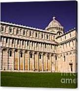 Pisa Cathedral Canvas Print