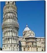 Pisa Italy Canvas Print
