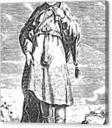 Pittacus Of Mytilene, Sage Of Greece Canvas Print
