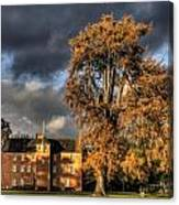 Pittencrieff House Canvas Print