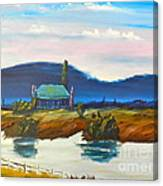 Pittown Canvas Print