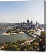Pittsburgh Canvas Print