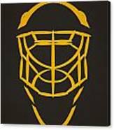 Pittsburgh Penguins Goalie Mask Canvas Print