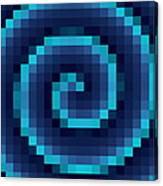 Pixel 4 Canvas Print