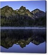 Pl Mountain Range Canvas Print