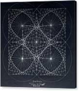 Plancks Blackhole Canvas Print