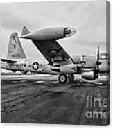 Plane - P2v-7 Neptune Aircraft Canvas Print