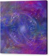 Plasma Drive Ignition Canvas Print
