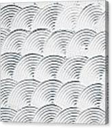Plaster Pattern Canvas Print