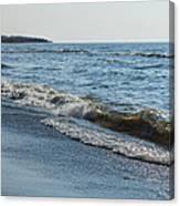Plastic Wave Canvas Print