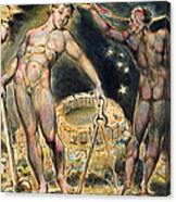 Plate 100 From Jerusalem Canvas Print