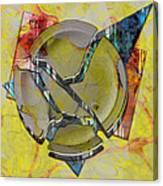 Plate 3e Canvas Print
