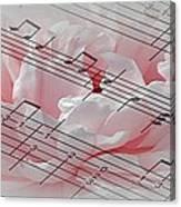 Play It Softly Canvas Print