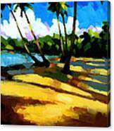 Playa Bonita 2 Canvas Print