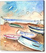 Playa Honda In Lanzarote 03 Canvas Print