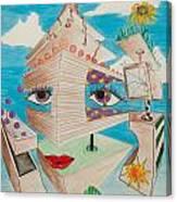 Playground Dreams Canvas Print