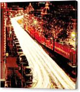 Plaza Christmas - Kansas City Canvas Print