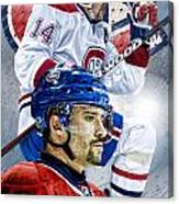 Plekanec Phone Cover Canvas Print