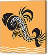 Plenty Of Fish In The Sea 5 Fish Canvas Print