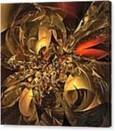 Plundered Treasure 2 Canvas Print