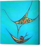 Pneuma Canvas Print