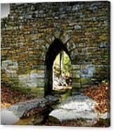 Poinsett Bridge Arch Canvas Print