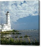 Point Abino Lighthouse Canvas Print