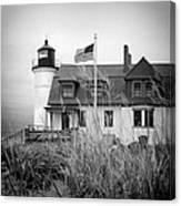 Point Betsie Lighthouse II Canvas Print