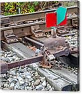 Point Indicator  7d07894 Canvas Print