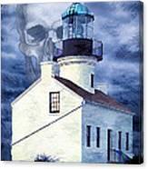 Point Loma Death Canvas Print