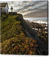 Point Montara Light House II Canvas Print