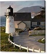 Point Montara Lighthouse  Canvas Print