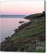 Point Reyes Sunset Canvas Print