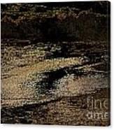 Poipu Beach Canvas Print