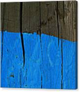Pole Art 37 Canvas Print
