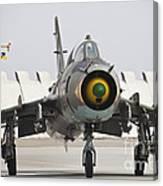 Polish Air Force Su-22 Fitter Canvas Print