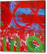 Polyphony I Canvas Print